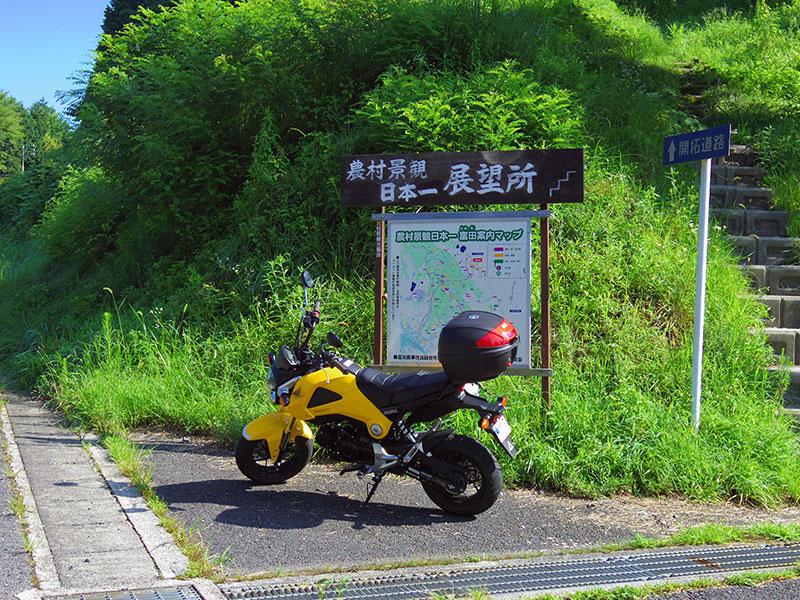 富田の田園風景は日本いちぃぃぃ