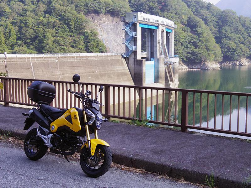 新豊根ダム(その1)