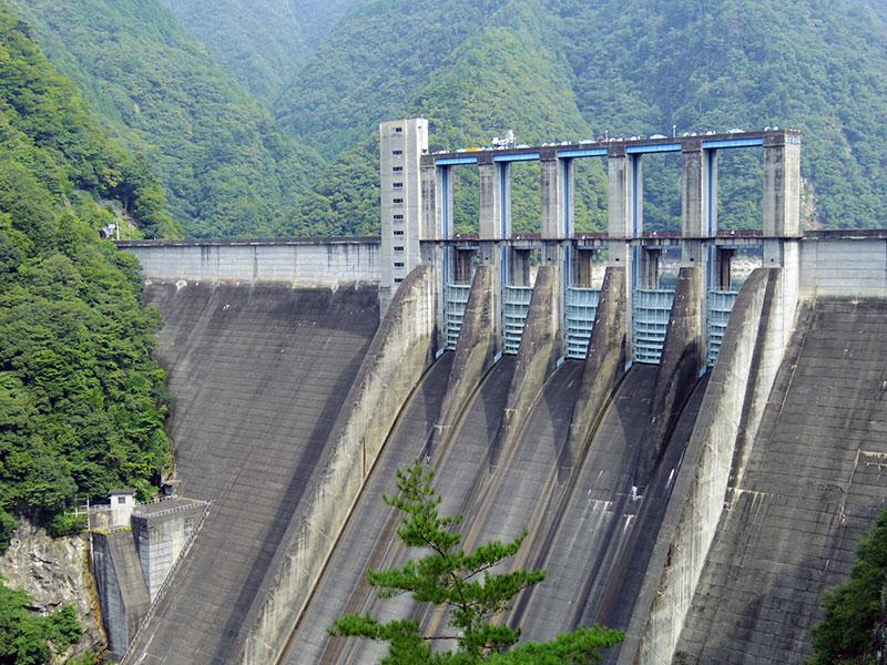 佐久間ダム(その3)