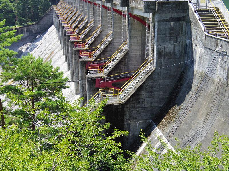 平岡ダム(その2)