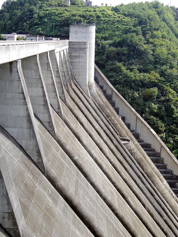 小里川ダム(その1)