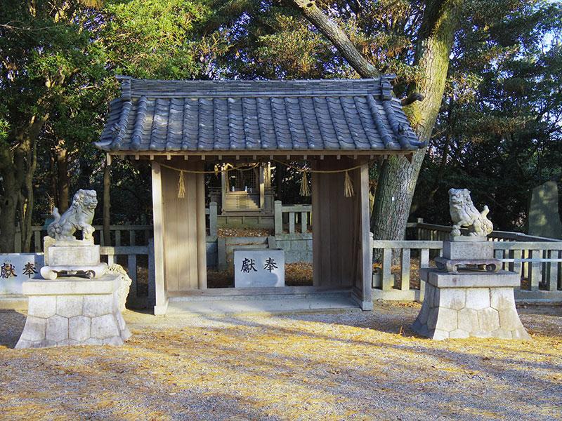 樽水本宮神社