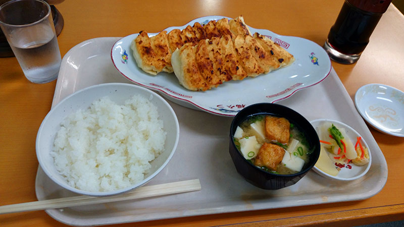 20140429_福みつの餃子(中定食)