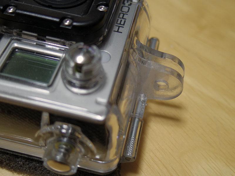 GoPro修理