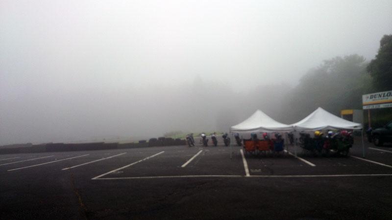 霧の白糸スピードランド