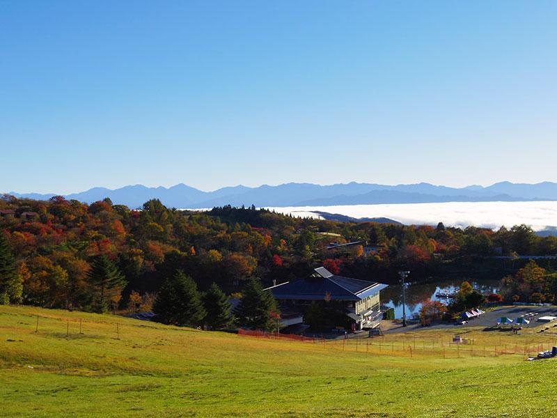 茶臼山高原その1