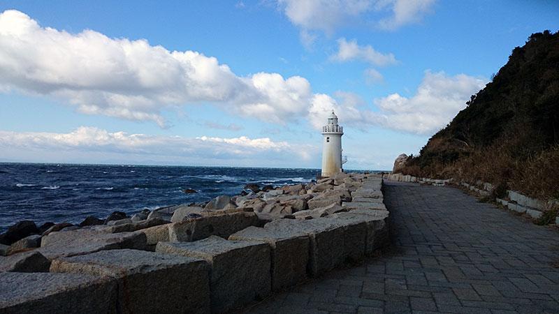 伊良湖灯台その1